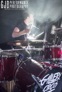 Gallery Circus - Split Festival Aug 2014
