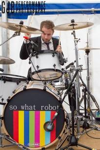 So What Robot - Split Festival Aug 2014