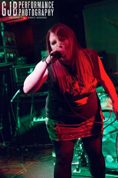 Tombstone Crow - Trillians Aug 2014