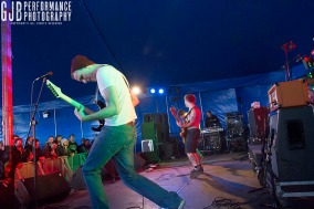 Lost in the Riots - ArcTanGent Festival 2014