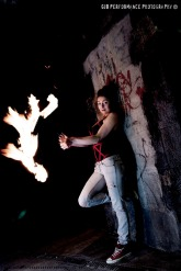 Voodoo Tuesday Fire Arts - fire performer