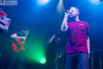 The Sunshine Underground - Newcastle Oct 2014
