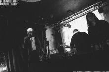Eagulls - Newcastle Cluny Oct 2014