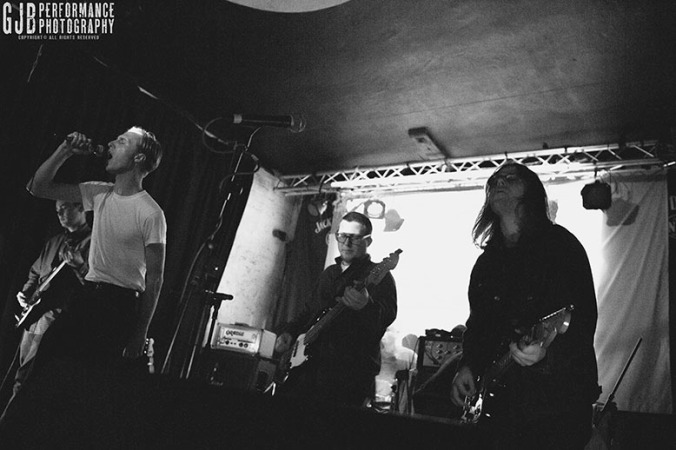 Eagulls - Oct 2014