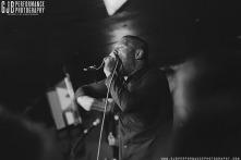 Night Verses - Newcastle Oct 2014