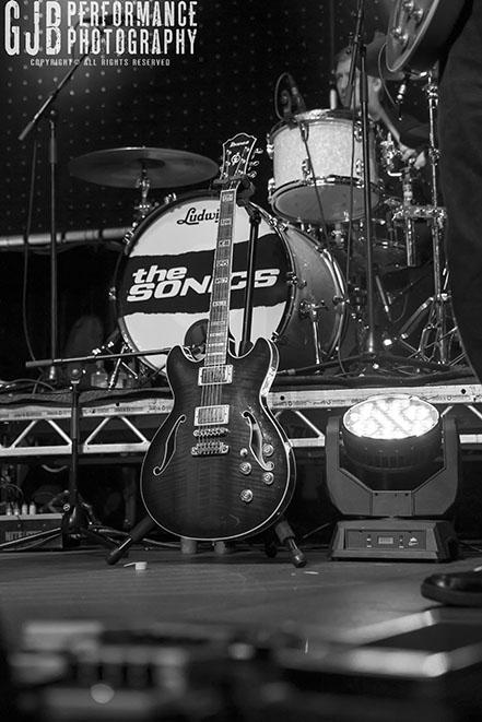 The Sonics - Newcastle 2014