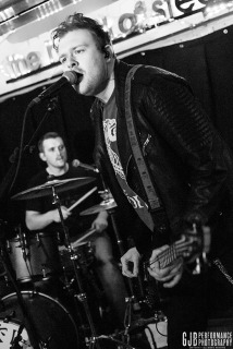 King Canute - Newcastle Feb 2015