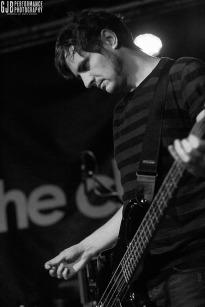 Hawk Eyes - Newcastle Feb 2015