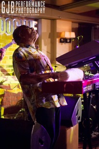 Lonnie Liston Smith June 2014 Newcastle