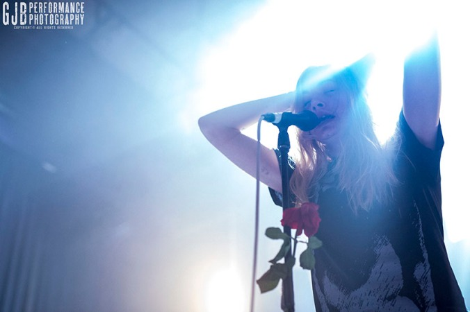Marmozets - Newcastle Feb 2015
