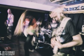 Live Burial - Newcastle May 2015