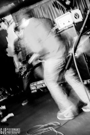 Black Peaks - Newcastle May 2015