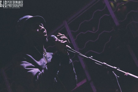 Kojey Radical - Newcastle May 2015