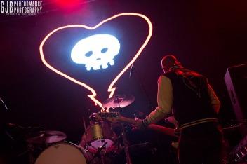 Alkaline Trio - Newcastle Academy June 2015