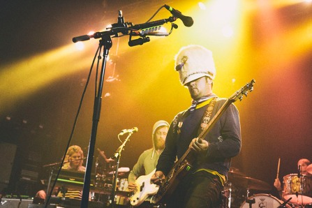 Modest Mouse - Newcastle O2 Academy July 2015