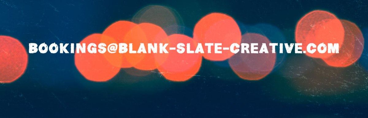 Contact us - Blank Slate Creative