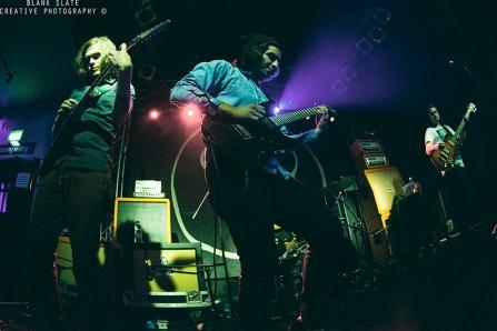 CHON - Newcastle O2 Academy UK - Aug 2015