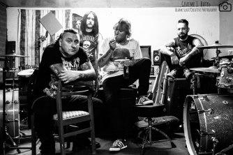 Drama Club Rejects - promo band photo 2015