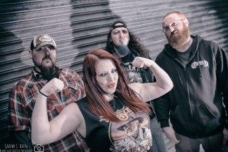 Tombstone Crow - promo band photo 2014