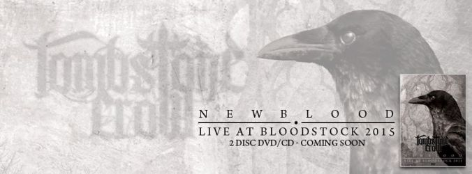 tombstone crow dvd bloodstock