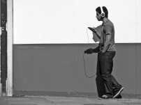 Street photography by Chris Harrison