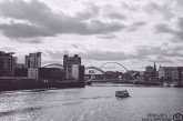 Newcastle upon Tyne - Tyne River