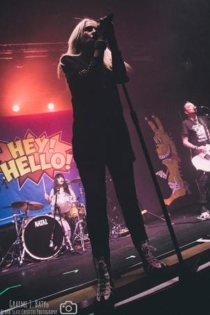 Hey! Hello! Newcastle Academy Sept 2015