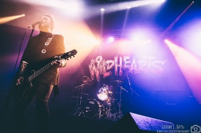 The Wildhearts - Newcastle O2 Academy Sept 2015