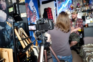 Tombstone Crow 2015 - Interviews