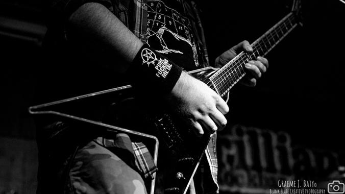 Tombstone Crow - Trillians Oct 2015