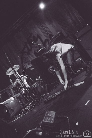 Pulled Apart By Horses - Newcastle O2 Academy Oct 2015
