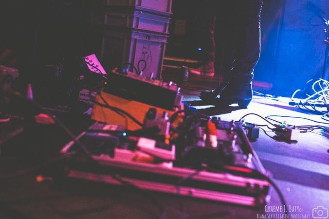Disco Doom - Leeds Brudenell Social Club - November 2015
