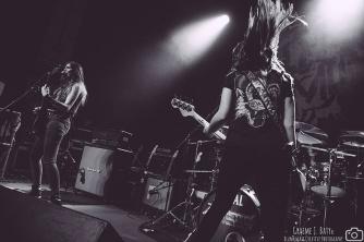 The Amorettes - Riverside Newcastle Dec 2015