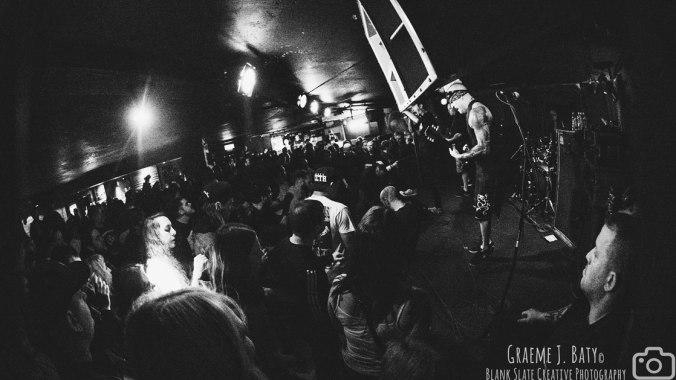 Sick Of It All - Newcastle UK Jan 2015