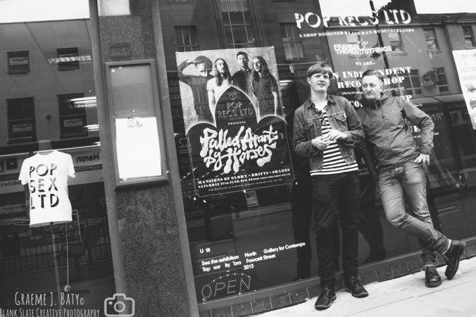 Pop Recs Sunderland - June 2015
