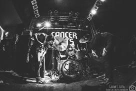 Cancer Bats - Newcastle O2 Academy January 2016