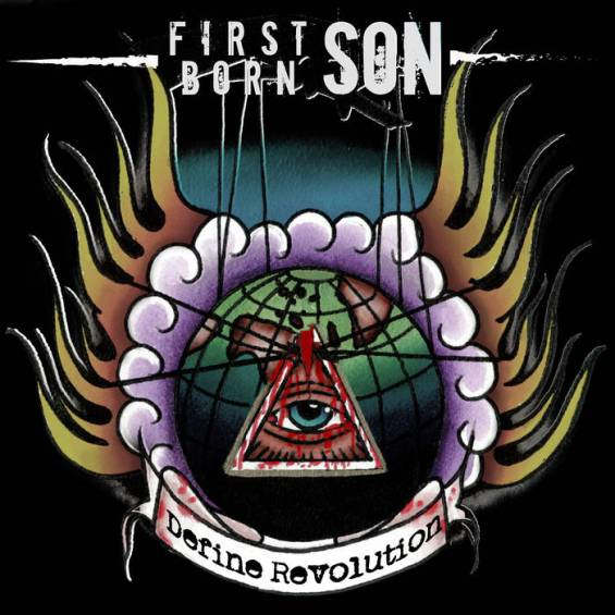 first born son ep cover