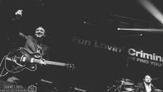 Fun Lovin' Criminals - February 2016 - Newcastle O2 Academy