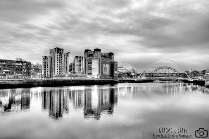 Newcastle upon Tyne - Quayside HDR