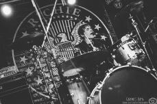Richie Ramone - Newcastle UK Cluny February 2016