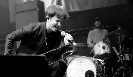Nothing But Thieves - April 2016 - Newcastle Riverside