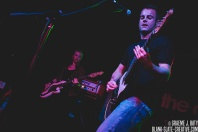 Future of the Left - April 2016 - The Cluny