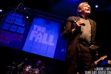 The Fall - April 2016 - Newcastle O2 Academy