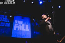 The Fall - April 2016 - Newcastle O2 Academy
