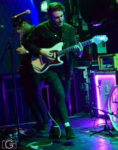 Moose Blood - April 2016 - Newcastle O2 Academy