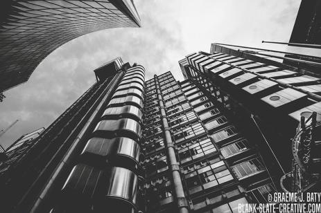 London - The Big Smoke - City photos Lloyds building