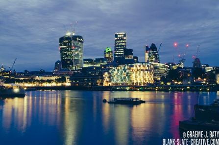 London - The Big Smoke - City photos