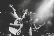 The Smokin' Coconuts - July 2016 - Trillians Newcastle