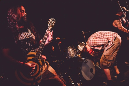 Dirty King - July 2016 - Cluny Newcastle