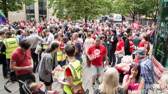 North East Rally - Jeremy Corbyn